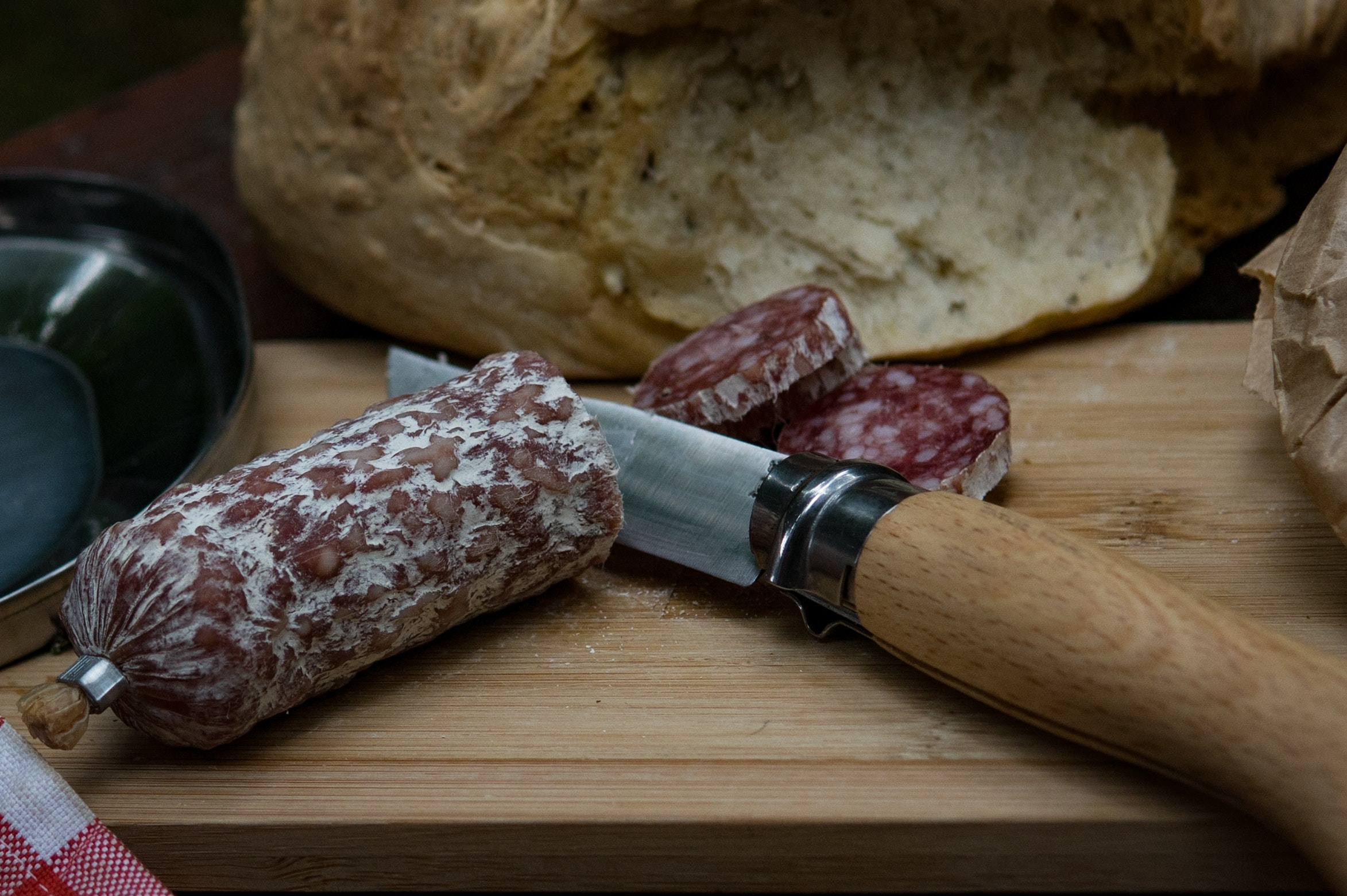 Learn about Iberico chorizo and salami!