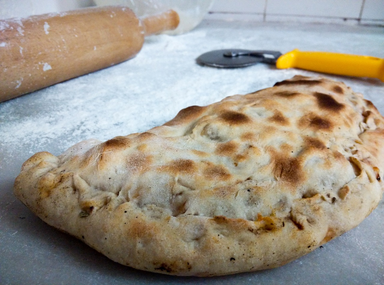 Learn about the history of the calzone.