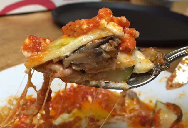 Check out three of the best Italian vegetarian dishes- like Giolitti Deli's vegetable lasagna!
