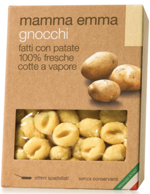 Giolitti Deli has Mamma Emma's Italian gnocchi!