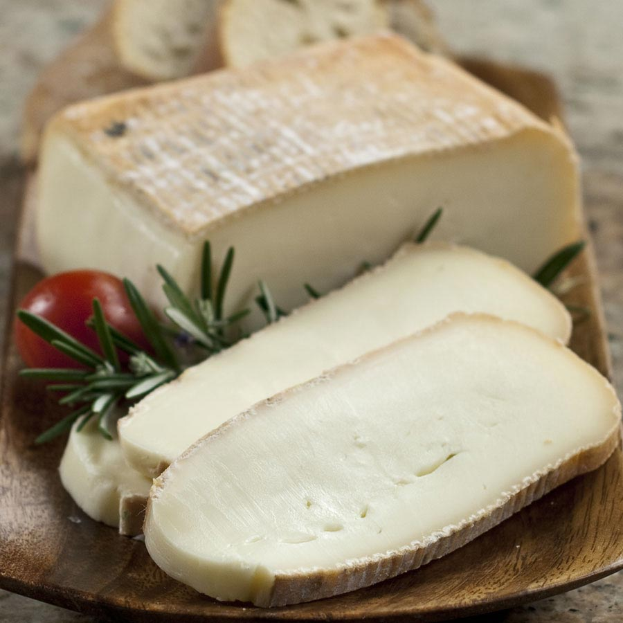 Learn about Giolitti's Deli featured cheese of the week- Taleggio cheese! Photo via: gourmetfoodstore.com