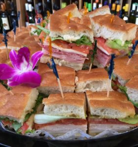Cater your next event with Giolitti Deli!