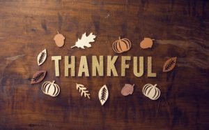 Giolitti Deli is thankful this Thanksgiving.