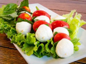 Giolitti Deli Catering Caprese skewers
