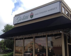 how giolitti deli is serving our annapolis community