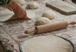 why 00 flour is best for pizza dough
