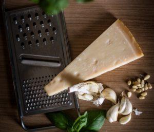 italian cheeses parmesan