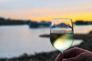 Italian spring wine